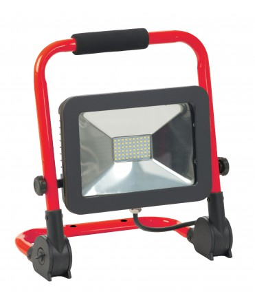 PROJECTEUR A LED PORTATIF 30W PLIABLE